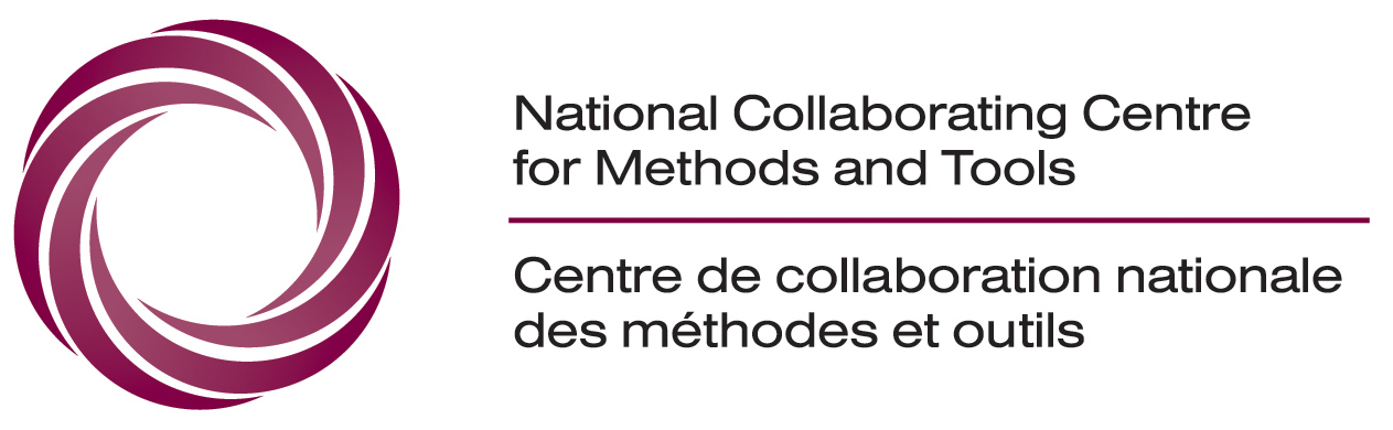 National Collaborating Centre for Methods and Tools Logo